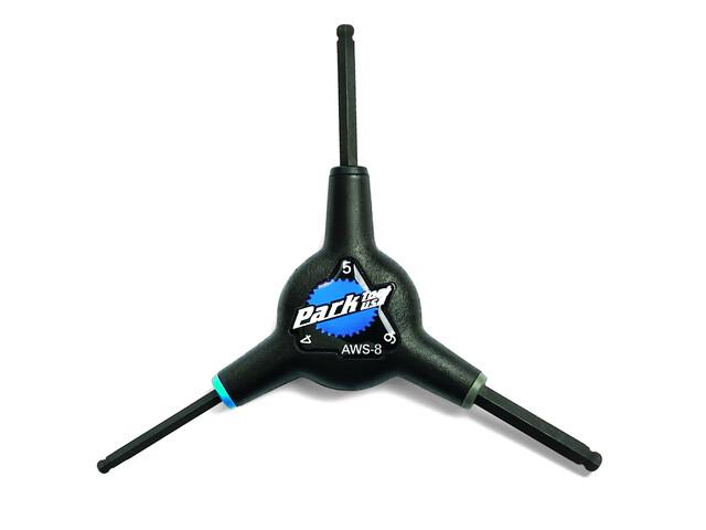 Park Tool AWS-8 Y-Schlüssel Balldrive 4/5/6